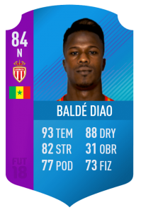 FUT Swap Deals Baldé Diao