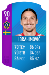 FUT Swap Deals Ibrahimović